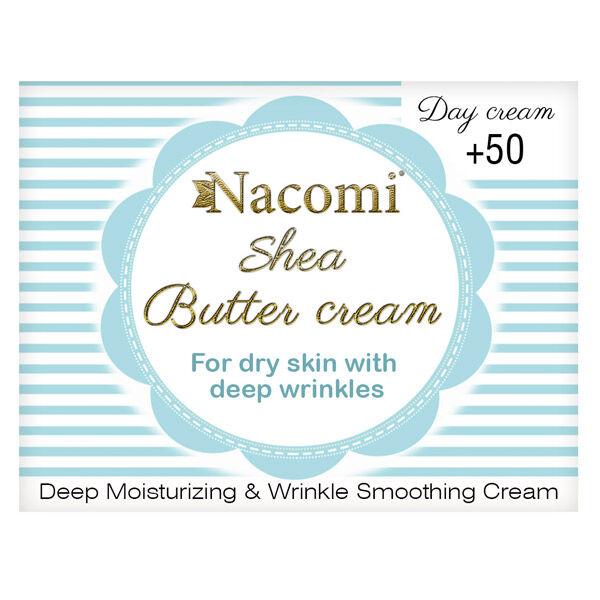 Nacomi Crème de Jour Beurre de Karité 50ml