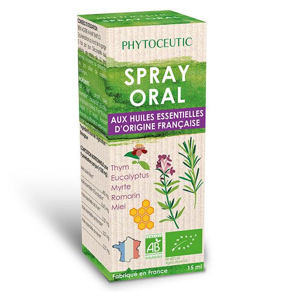 Phytoceutic Spray Oral Gorge Bio 15ml