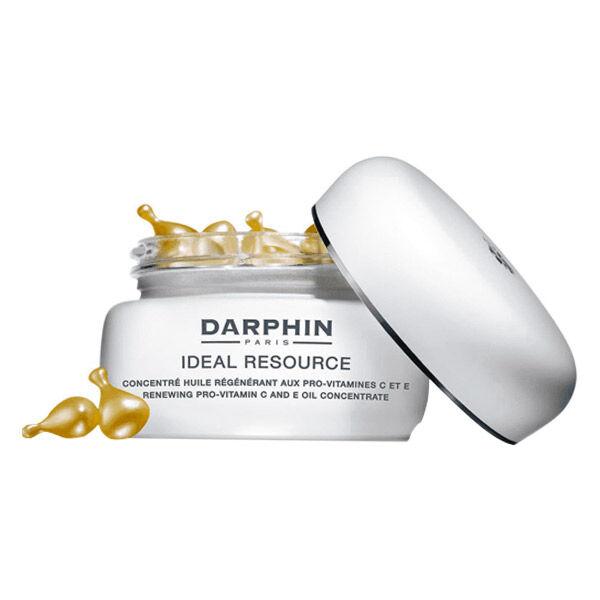 Darphin Ideal Resource Concentré Huile Régénérant Pro-Vitamine C et E 60 capsules