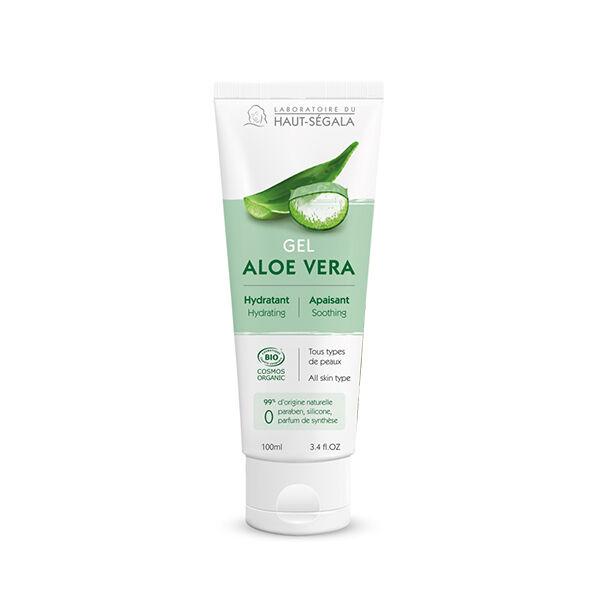 Haut-Ségala Gel Aloe Vera Biologique 100ml