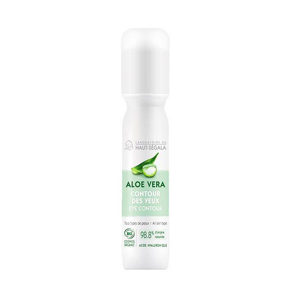 Haut-Ségala Aloe Vera Bio Contour des Yeux 15ml