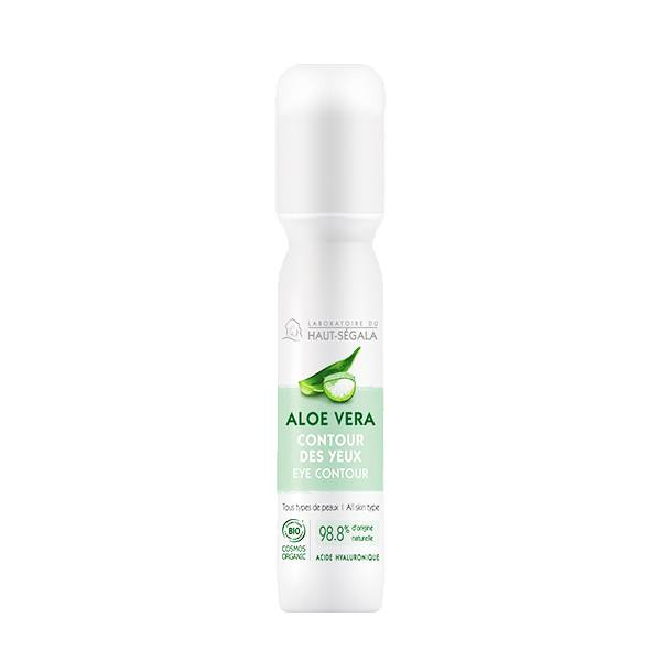 Haut Ségala Haut-Ségala Aloe Vera Bio Contour des Yeux 15ml