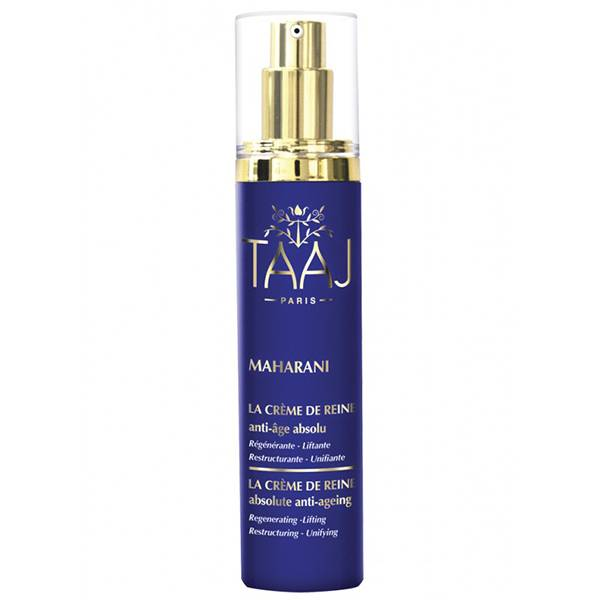 TAAJ - Maharani - La Crème de Reine Anti-âge Absolu 50ml