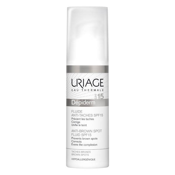 Uriage Dépiderm Fluide Anti-Taches SPF 15 30ml