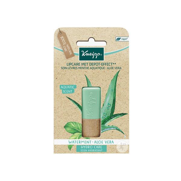 Kneipp Soin Lèvres Hydratant Menthe Aquatique Aloe Vera 4,7g
