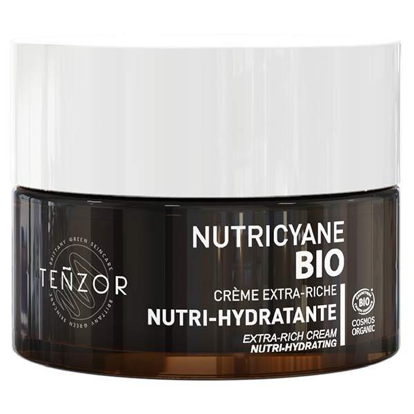 Teñzor Nutricyane Bio Crème Extra Riche Nutri-Hydratante 50ml