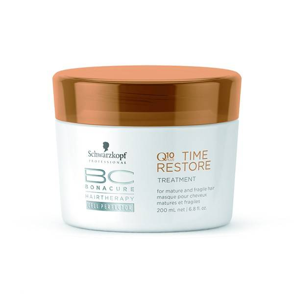 Schwarzkopf Professional BC Q10+ Time Restore Masque 200ml