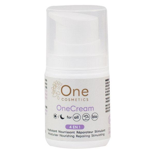 Laboratoire Mint-e Mint-e One Cosmetics OneCream Crème Hydratante 4en1 Bio 50ml