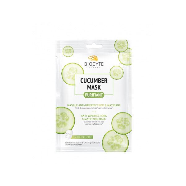 Biocyte Cucumber Mask Purifiant 1 Unité