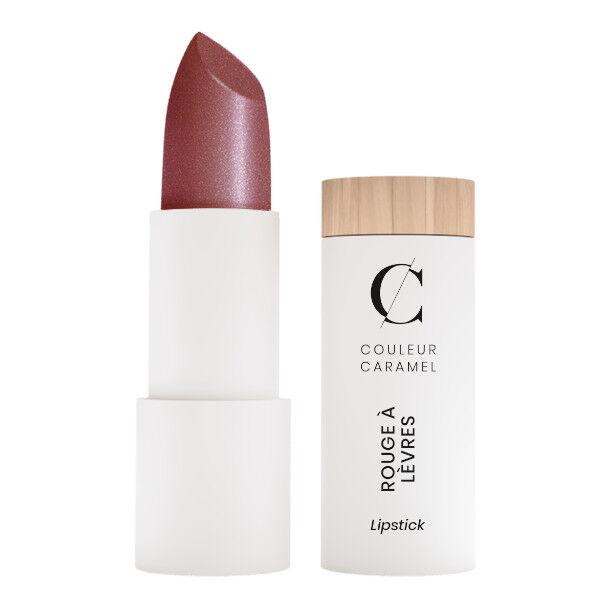 Couleur Caramel Rouge à Lèvres Glossy Bio N°243 Hibiscus 3,5g