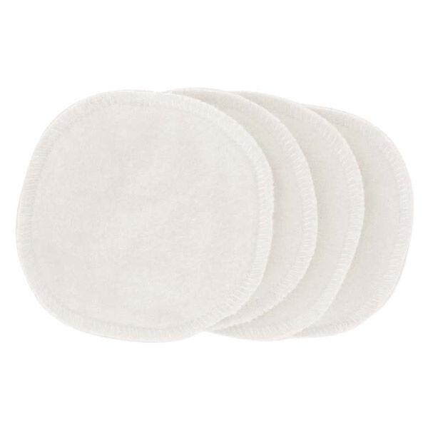 Couleur Caramel Eco-Lingettes Démaquillantes Bio 4 unités