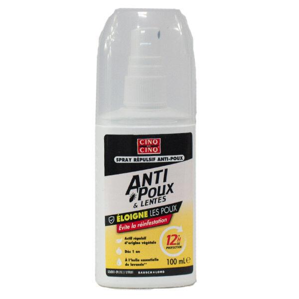 Cinq sur Cinq Anti Poux & Lentes Spray Répulsif 100ml