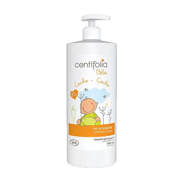 Centifolia Bébé Lait de Toilette Bio 500ml