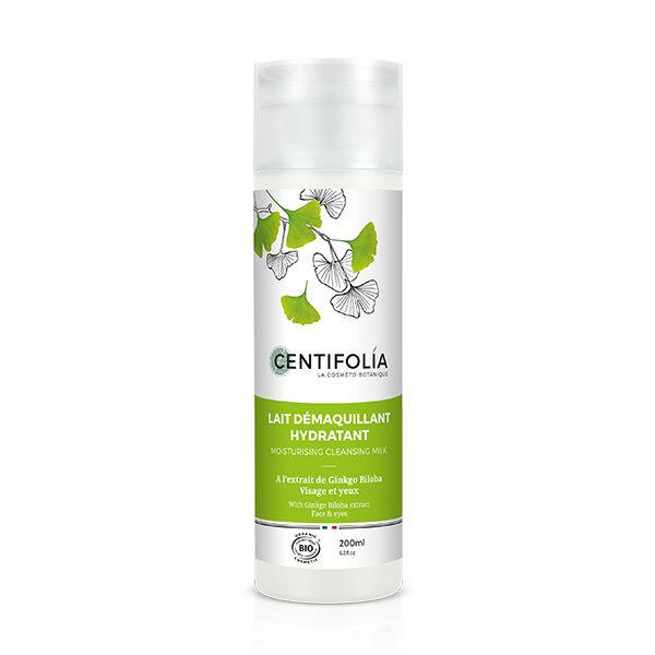Centifolia Douceur & Hydratation Lait Démaquillant Hydratant Bio 200ml
