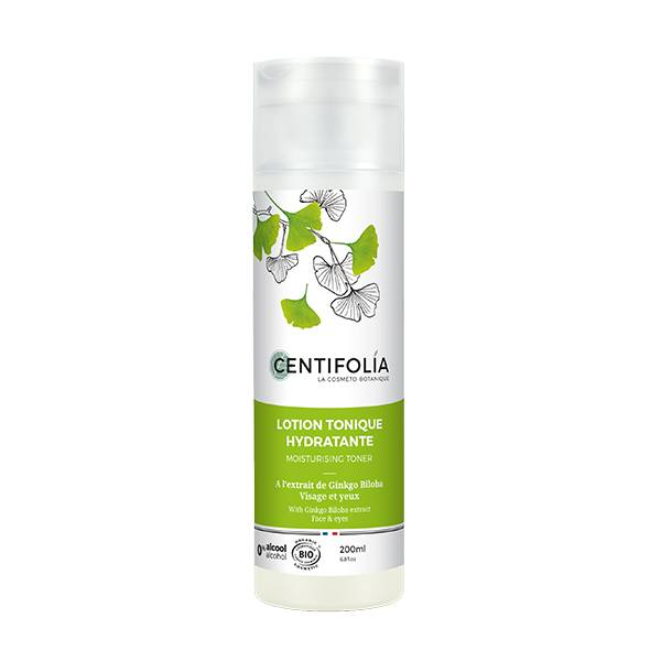 Centifolia Douceur & Hydratation Lotion Tonique Hydratante Bio 200ml