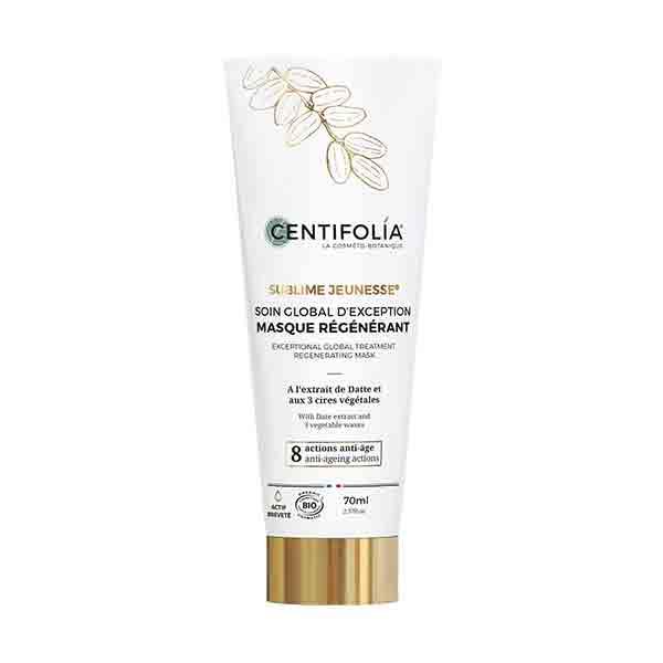 Centifolia Sublime Jeunesse Masque Regénérant Bio 70ml