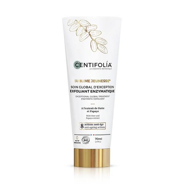 Centifolia Sublime Jeunesse Exfoliant Enzymatique 70ml