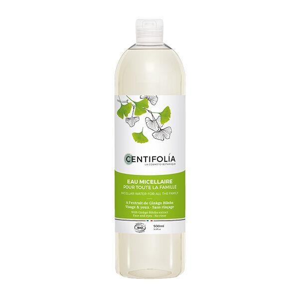 Centifolia Eau Micellaire Bio 500ml