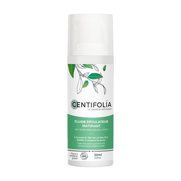 Centifolia Fluide Régulateur Matifiant 50ml