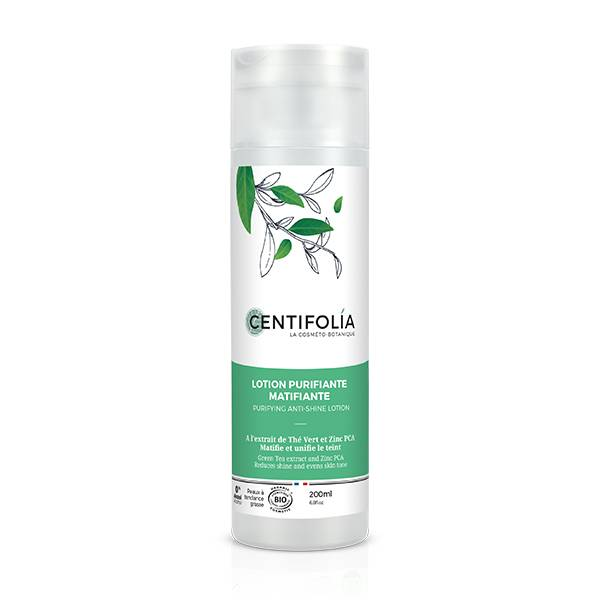 Centifolia Lotion Purifiante Matifiante 200ml