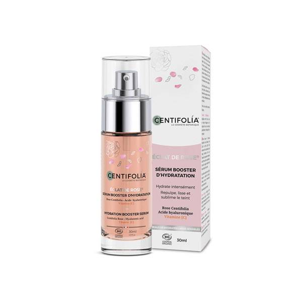 Centifolia Éclat de Rose Hydratation Sérum Booster d'Hydratation 30ml