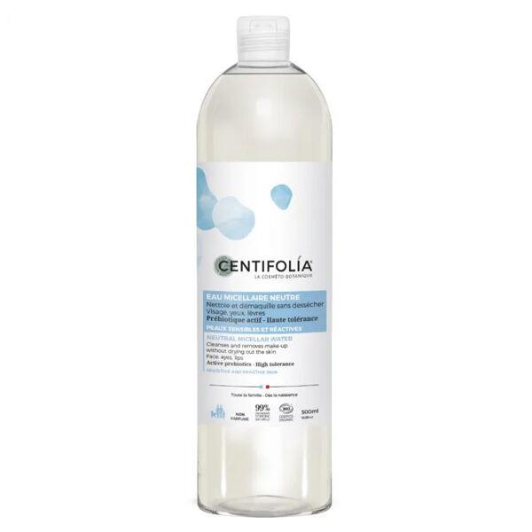 Centifolia Neutre Eau Micellaire Bio 500ml