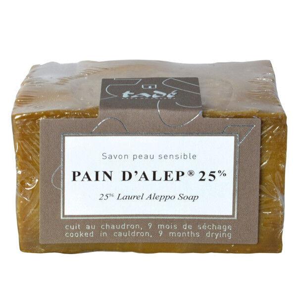 Tadé Méditerranée Pain d'Alep 25% Savon Peau Sensible 200g