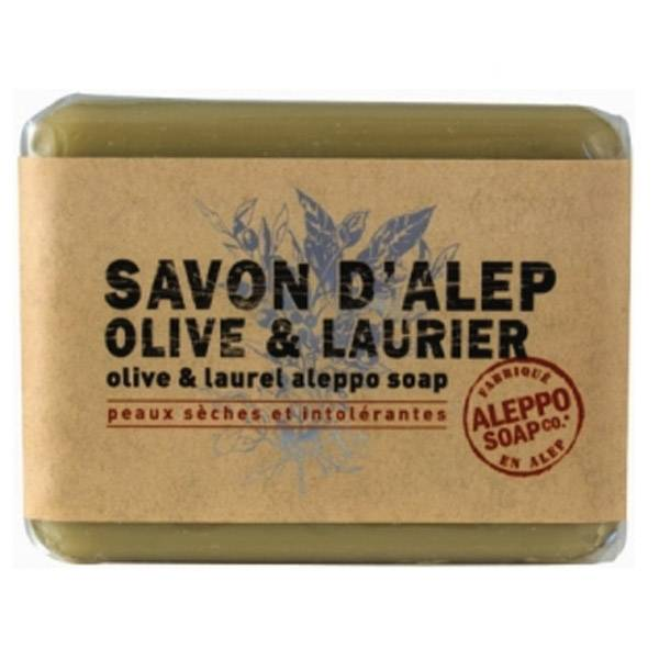 Tadé Savon Alep Olive Laurier Bio 100g
