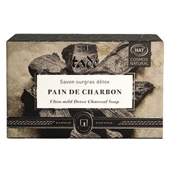 Tadé Savon Surgras Charbon Détox Bio 150g