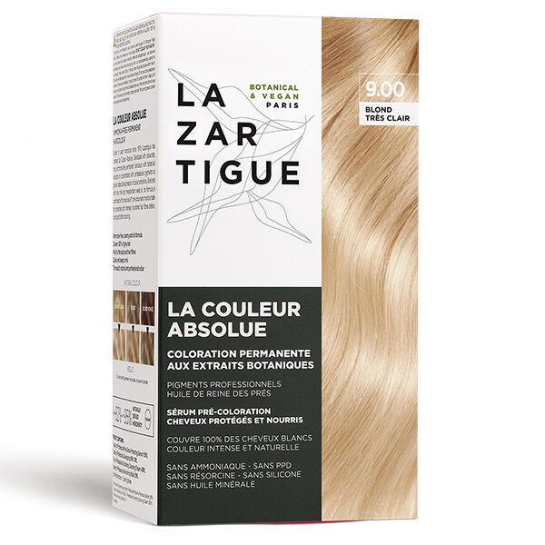 Lazartigue Couleur Absolue Coloration Blond Très Clair 9.00