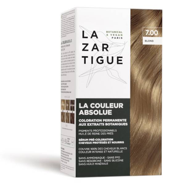 Lazartigue Couleur Absolue Coloration Blond 7.00