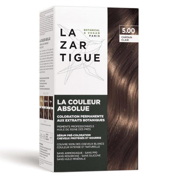 Lazartigue Couleur Absolue Coloration Châtain Clair 5.00