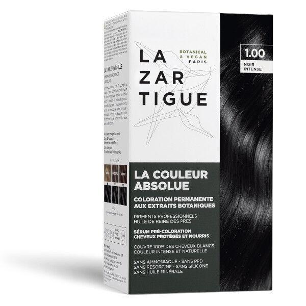 Lazartigue Couleur Absolue Coloration Noir Intense 1.00
