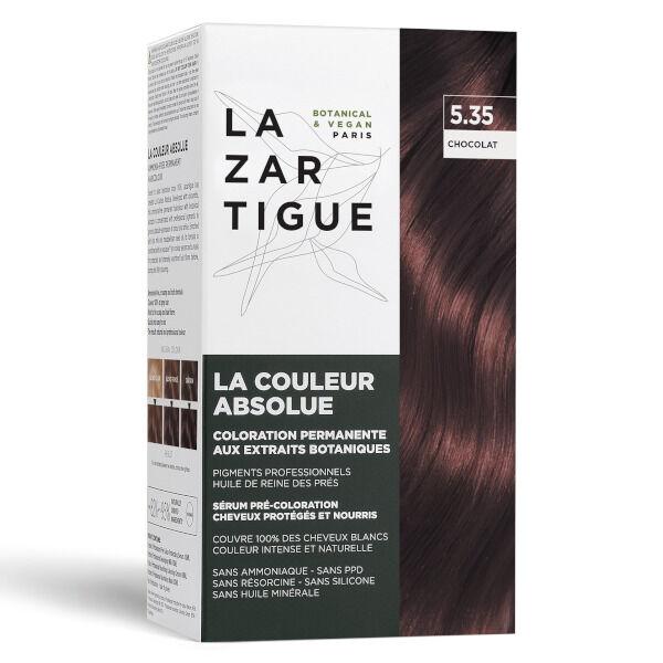 Lazartigue Couleur Absolue Coloration Chocolat 5.35