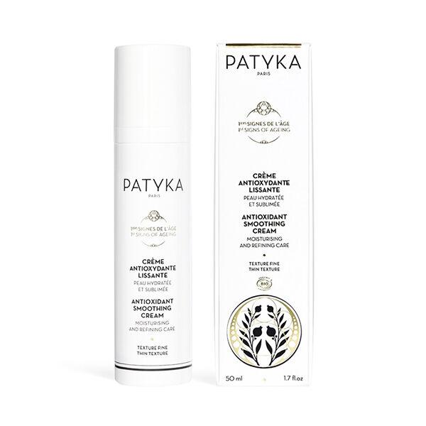 Patyka Premiers Signes de l'Âge Crème Antioxydante Lissante Texture Fine 50ml
