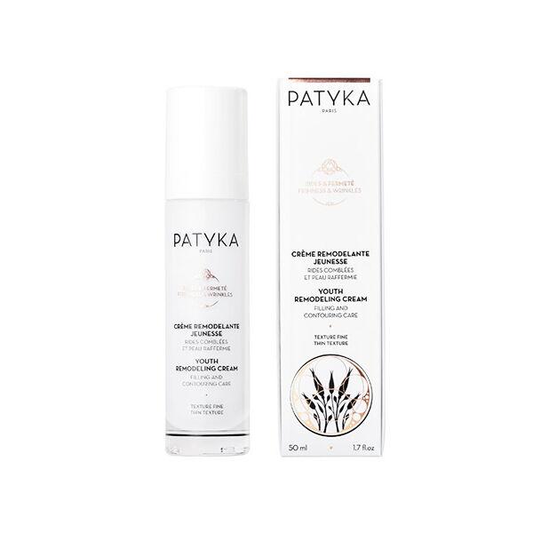 Patyka Cosmetics Patyka Rides et Fermeté Crème Remodelante Jeunesse Texture Fine Bio 50ml