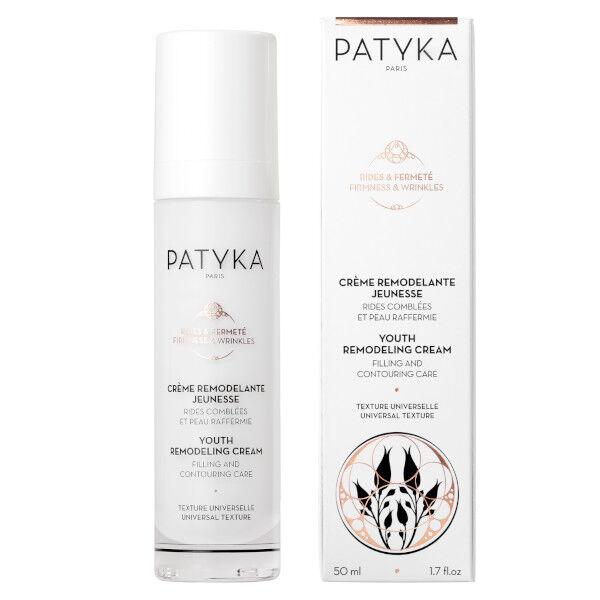 Patyka Cosmetics Patyka Rides et Fermeté Crème Remodelante Jeunesse Texture Universelle Bio 50ml