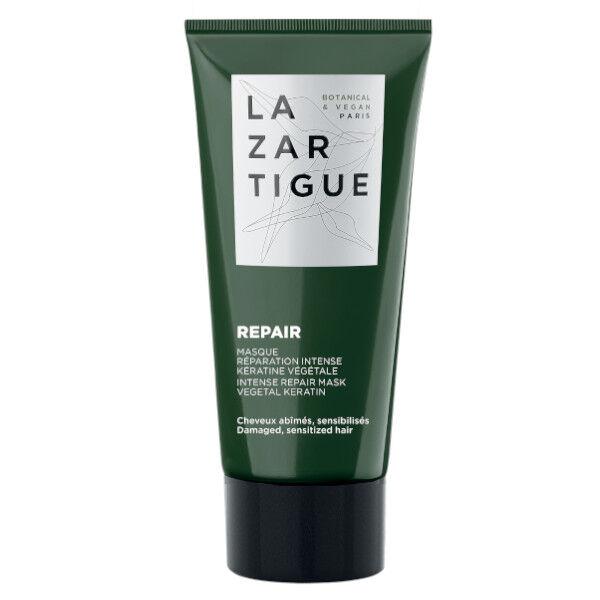 Lazartigue Repair Masque Réparation Intense Kératine Végétale 50ml