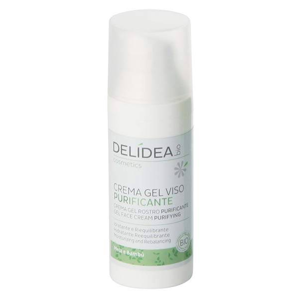 Delidea Pomme & Bambou Gel Crème Visage Purifiant Bio 50ml