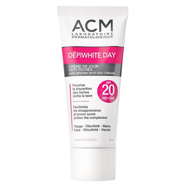ACM Dépiwhite Day Crème de Jour Anti-Taches SPF20 40ml