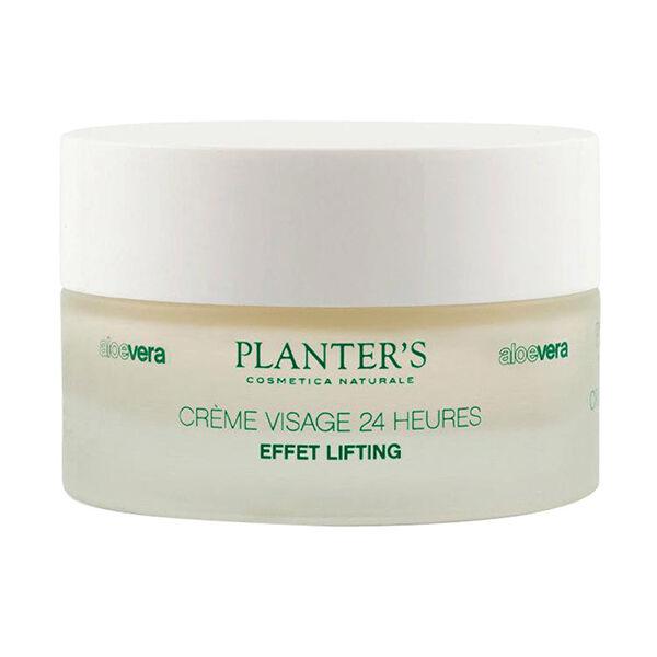 Planter's Aloe Vera Crème Visage 24H Effet Lifting 50ml