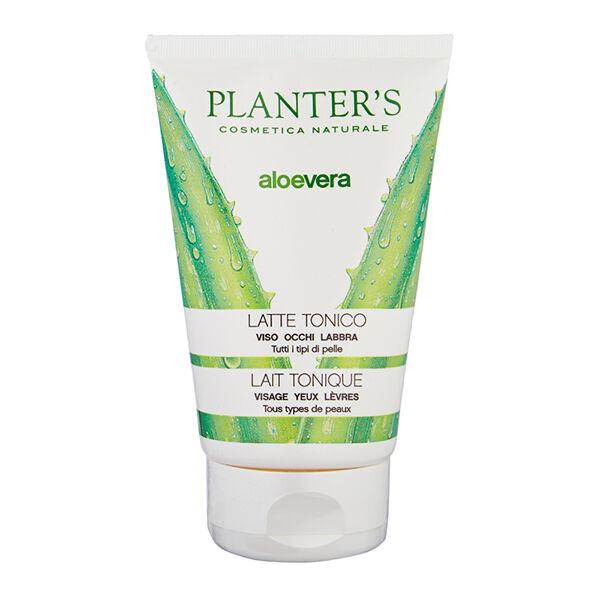 Planter's Aloe Vera Lait Tonique Visage-Yeux-Lèvres 125ml