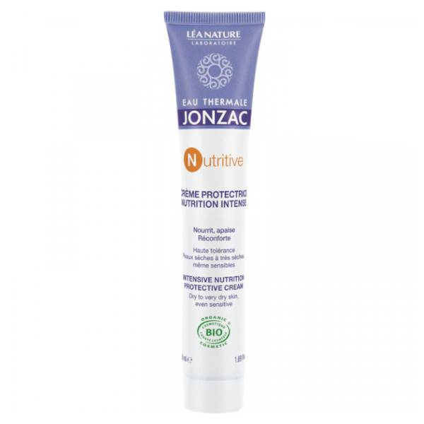 Jonzac Nutritive Crème Visage Nutrition Intense Bio 50ml