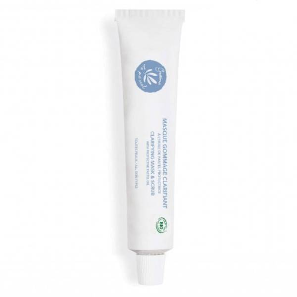 Graine de Pastel Masque Gommage Clarifiant Bio 50ml