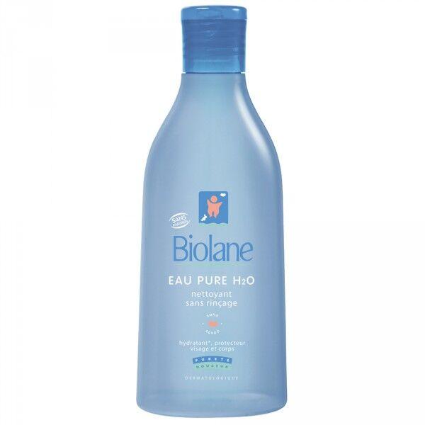 Biolane Eau Pure H2O Nettoyant Sans Rinçage 200ml