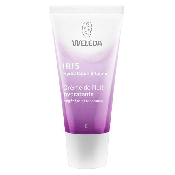 Weleda Iris Crème de Nuit Hydratante 30ml