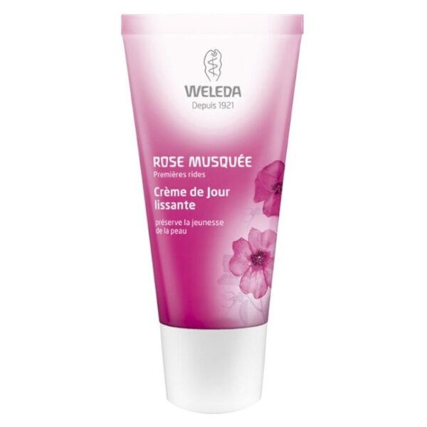 Weleda Rose Musquée Crème de Jour Lissante 30ml