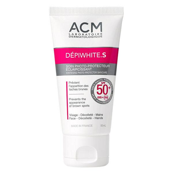 ACM Dépiwhite Photo-Protecteur Eclaircissant SPF50+ 50ml