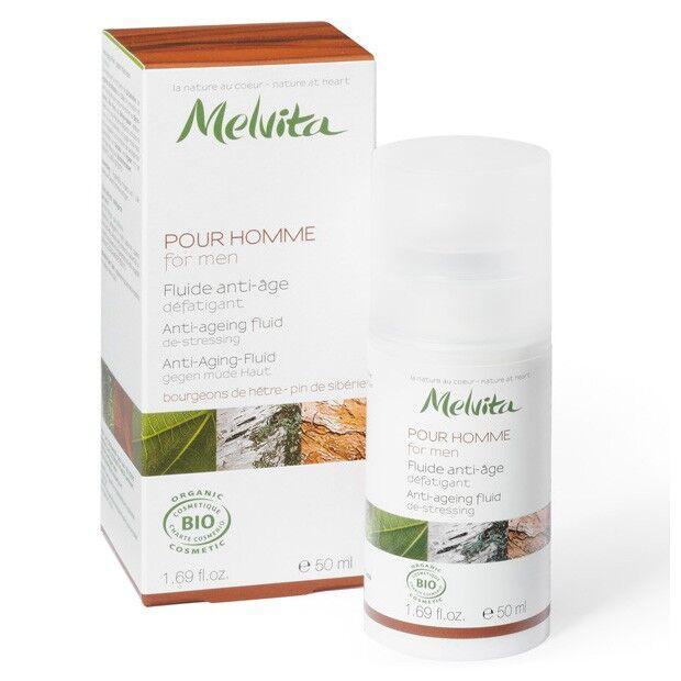 Melvita - Homme - Fluide Anti-Age 50ml