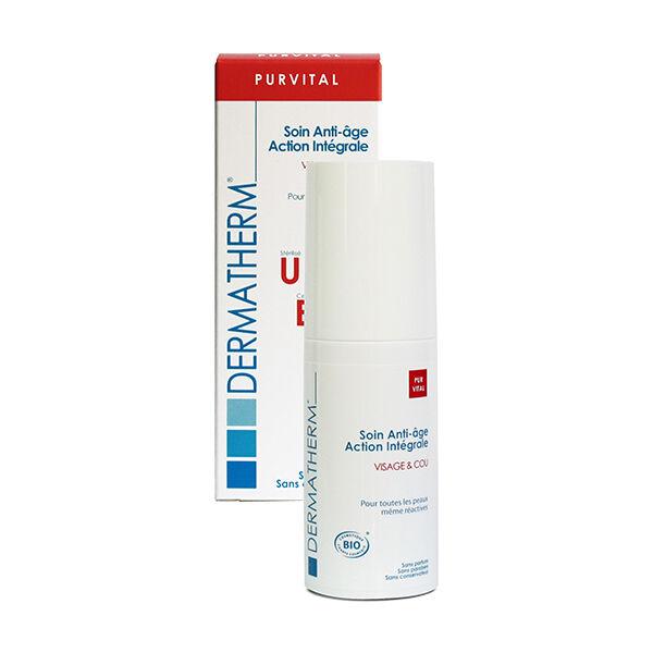 Dermatherm PurVital Soin Anti-Age Action Intégrale 50ml